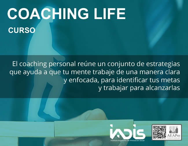 Formación IADIS Coaching Life