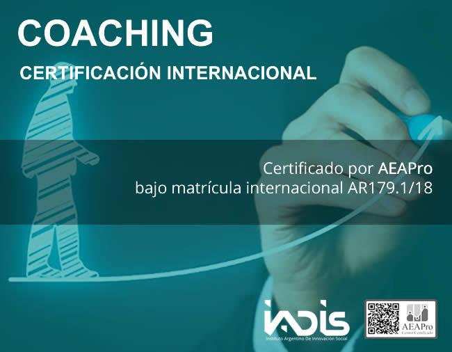 Formación IADIS Coaching